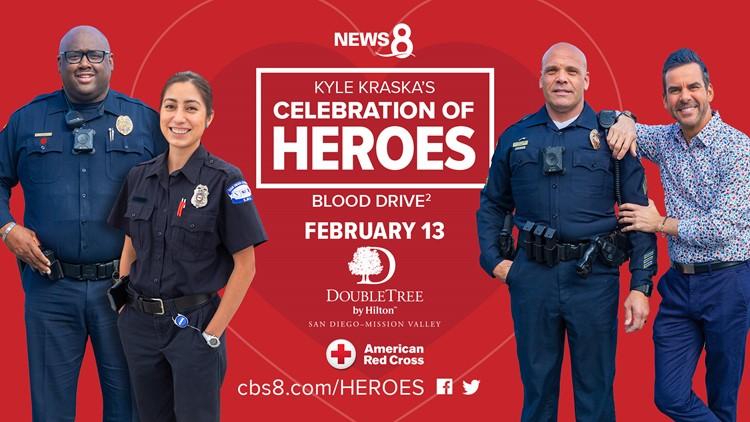 Kyle Kraska's Celebration of Heroes 2020