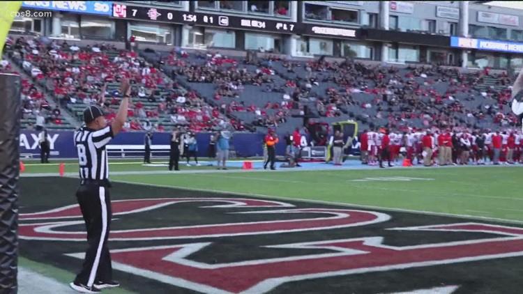 San Diego State taking on San Jose State in key Mountain West matchup