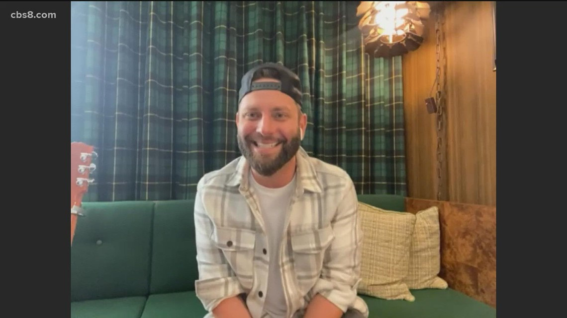 Country music artist Ryan Griffin talks upcoming San Diego concert