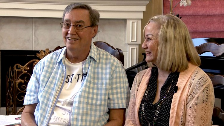 Retired Superior Court Judge and wife celebrate book release