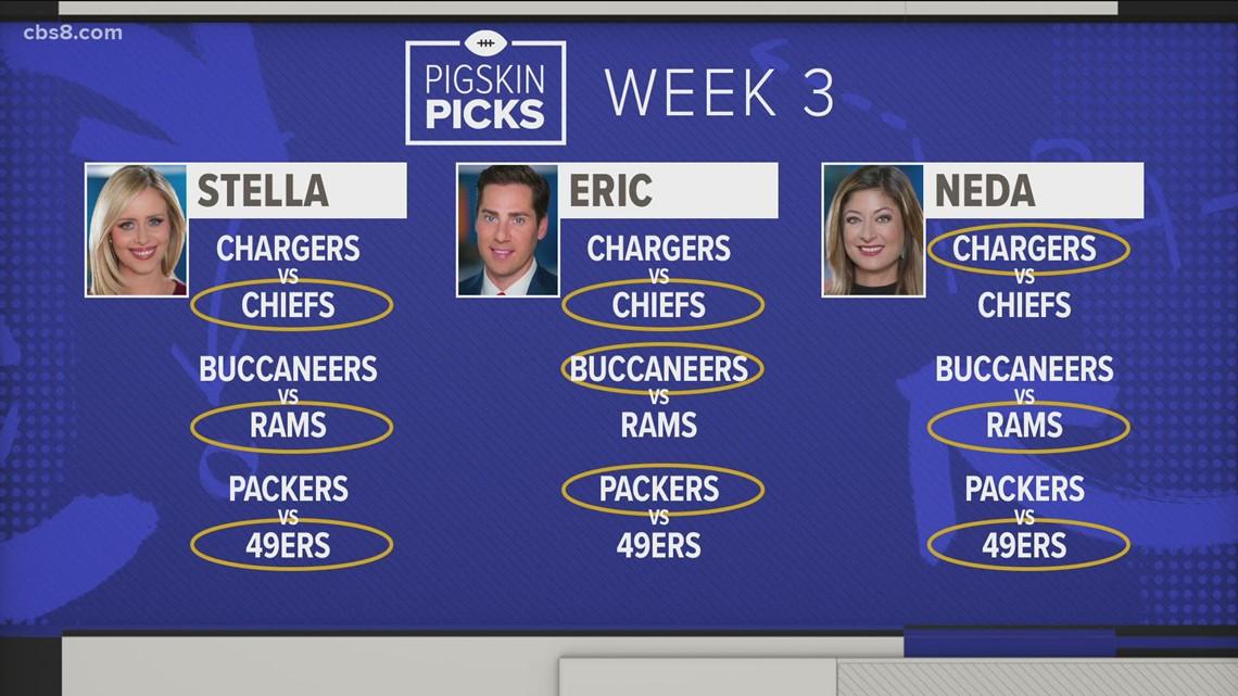 Pigskin Picks Week 2: Morning Team recap and picks for week 3
