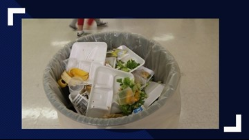 San Diego mother calls for longer lunchtimes to keep kids from going hungry, cut down on waste
