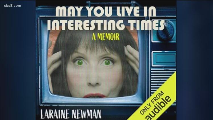 Original 'Saturday Night Live' cast member talks new audio book, San Diego Writer's Festival appearance