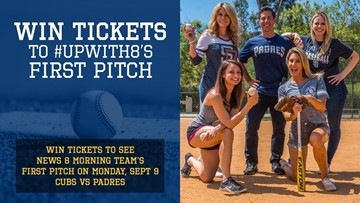 Win Tickets To #UpWith8's First Pitch!