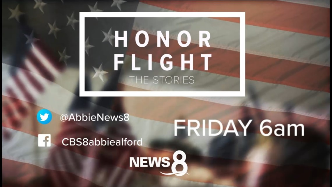 Veteran reflects on Honor Flight experience, next one leaves Friday