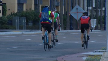 Events held around San Diego County to celebrate Bike to Work Day