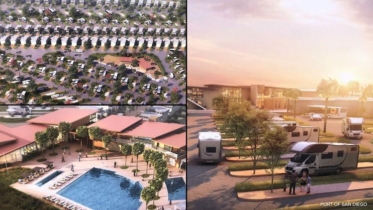 Chula Vista Rv Resort Special: Groundbreaking Celebration For $55M RV Resort And