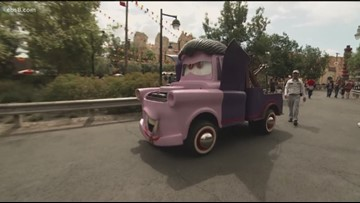 Celebrate Cars at Disneyland a little differently this Halloween
