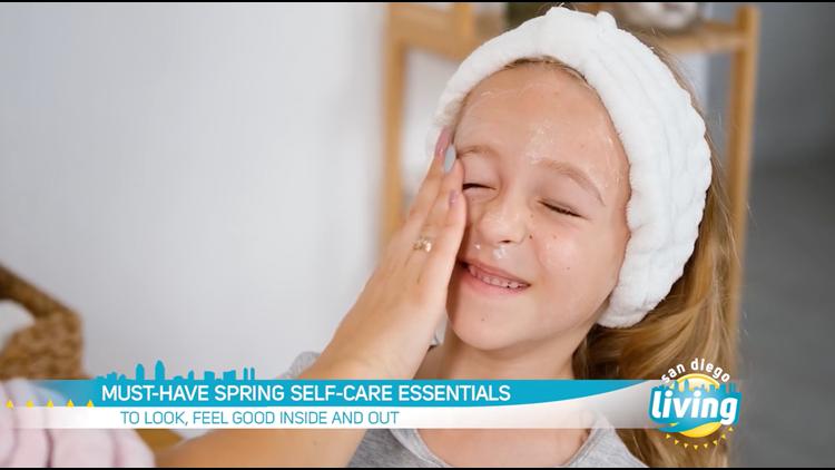 Must-have spring self-care essentials
