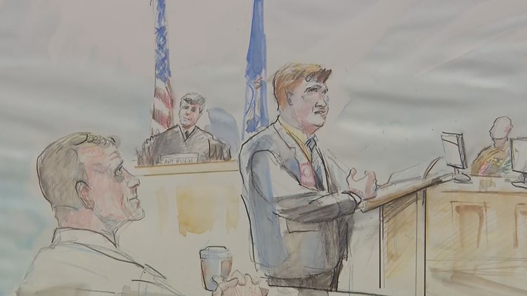 Day 1: Trial of Navy SEAL Edward Gallagher