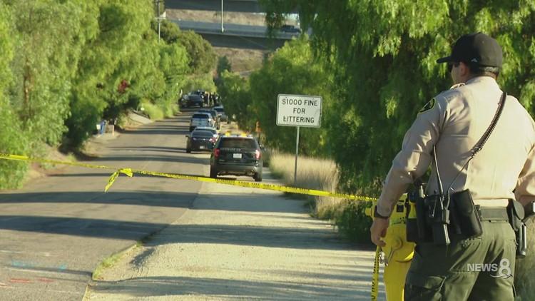 Woman body found in Bonita, San Diego