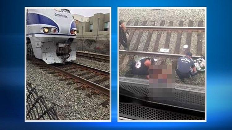 Woman Fatally Struck By Train Near Middletown Cbs8 Com