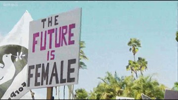 Saturday's Women's March at Waterfront Park - what to know before you go