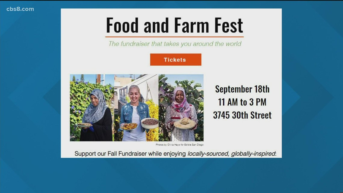 Food and Farm Fest benefitting 'MAKE Projects'