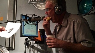 Boyer's Hotdog Challenge