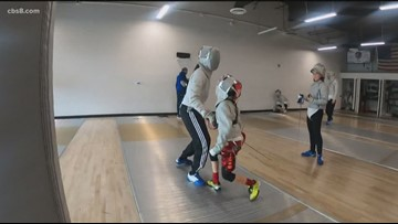 Groovin' With Garegnani: Fencing
