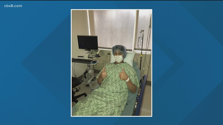 Jeff Zevely's surgery a success!