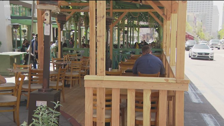 Can outdoor dining help rebuild Little Italy restaurant income?