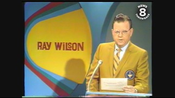 Memories of News 8 anchorman Ray Wilson