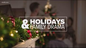 Avoiding family drama during the holidays