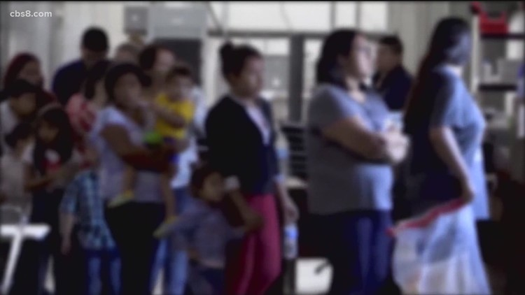 Migrant advocate groups call for end to family separation practices at US-Mexico border