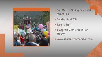 27th Annual San Marcos Spring Festival & Street Fair