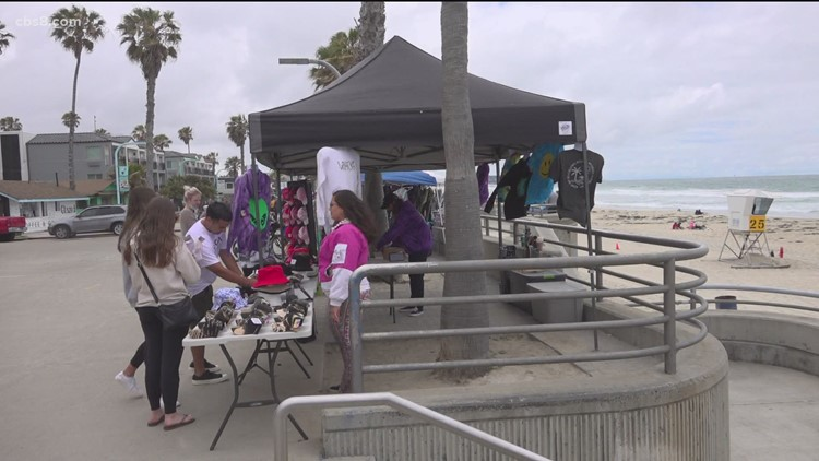 Controversy over vendor sales along San Diego boardwalks