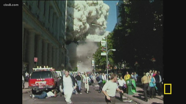 National Geographic documentary '9/11 One Day in America'