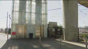 Your Stories: Harbor Drive bridge elevators work, but the smell of urine lingers