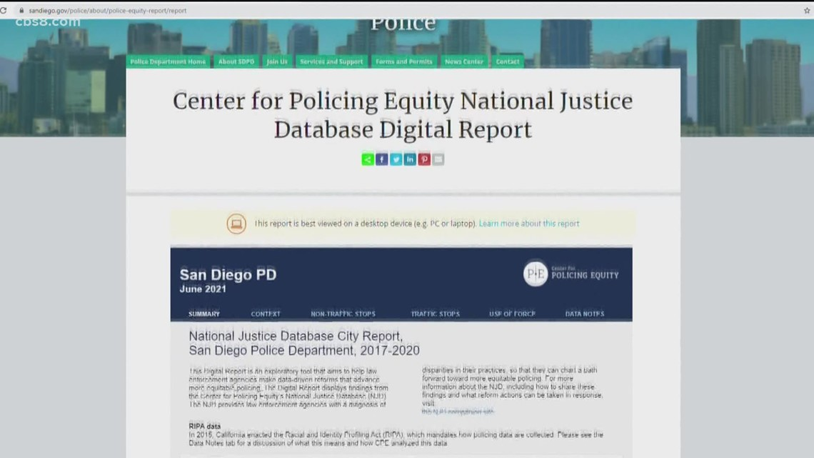 New findings: Report shows racial disparities continue in San Diego policing