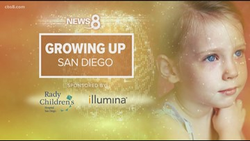 Growing Up San Diego: Project Baby Bear is first of its kind in U.S.