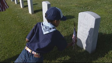 Memorial Day events kick off around the county