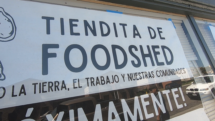 Foodshed: Keeping local produce local