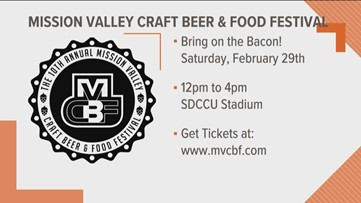 The Mission Valley Craft Beer & Food Festival 2020