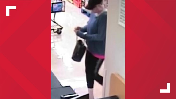 Tips Sought on Woman Suspected of Robbing Bank Branches in San Diego, La Mesa