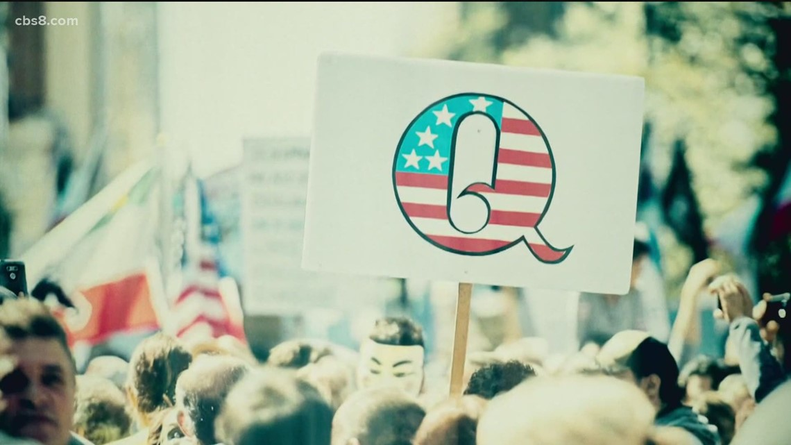 QAnon: How a conspiracy theory turned into a radical movement