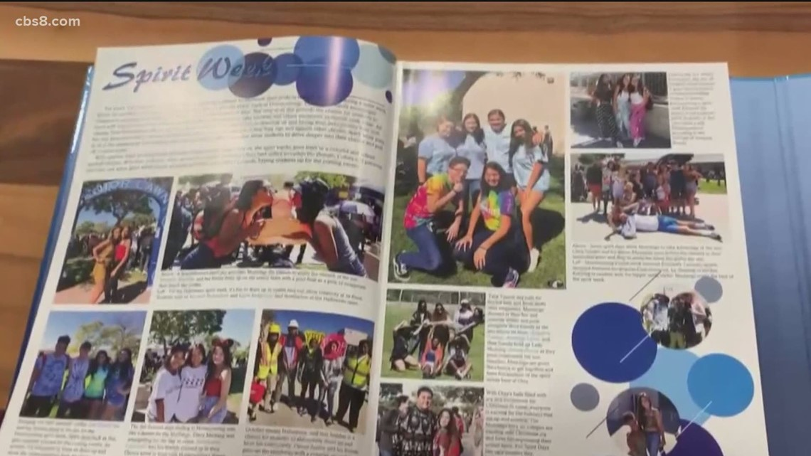 Creating a high school yearbook in the pandemic