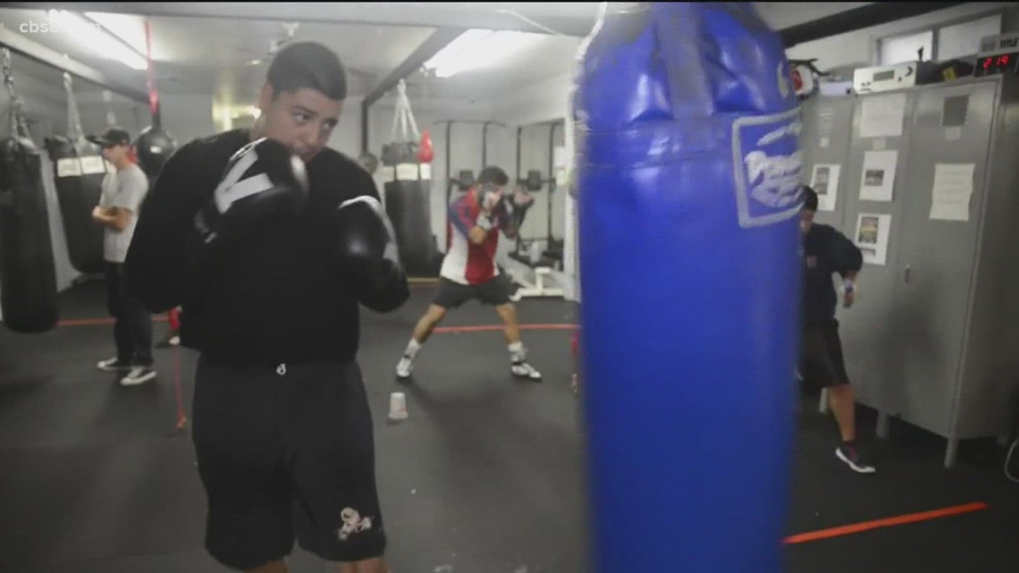 Punches from the Heart event bringing police and youth together