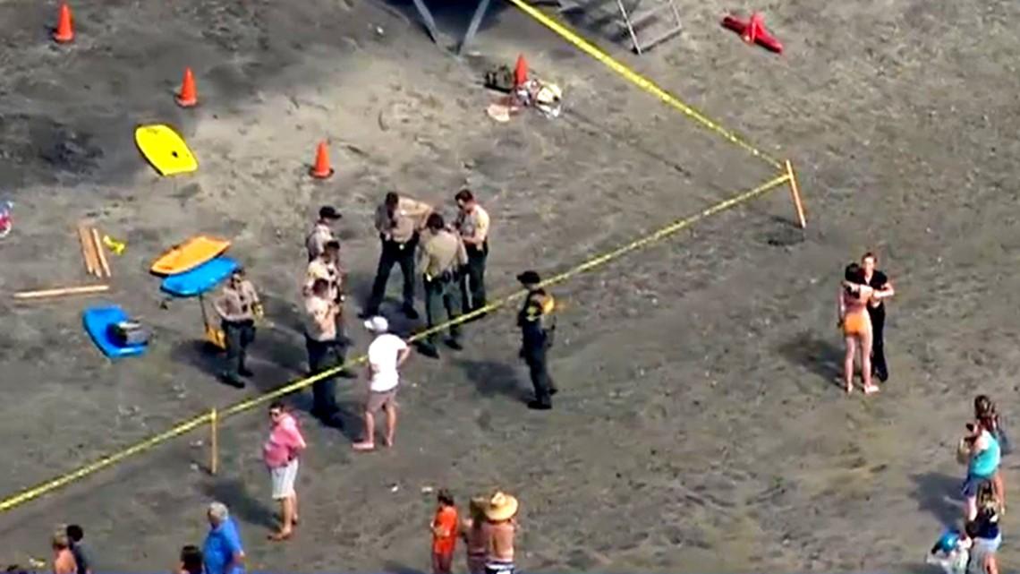 Leucadia Bluff Collapse In Encinitas San Diego Cbs8 Com