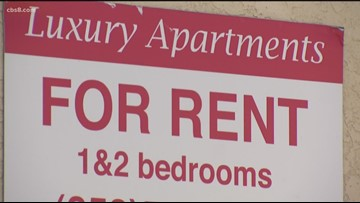Rents in San Diego being increased above legal limit ahead of CA law protecting tenants