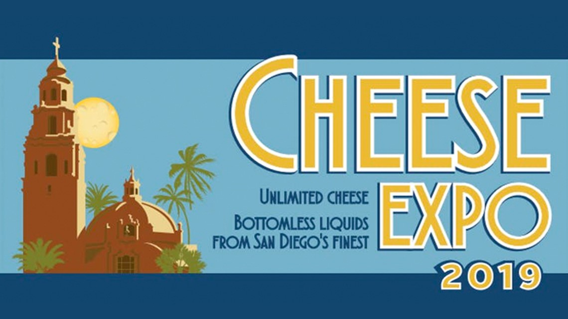 Unlimited cheese and bottomless liquids at Cheese Expo San Diego
