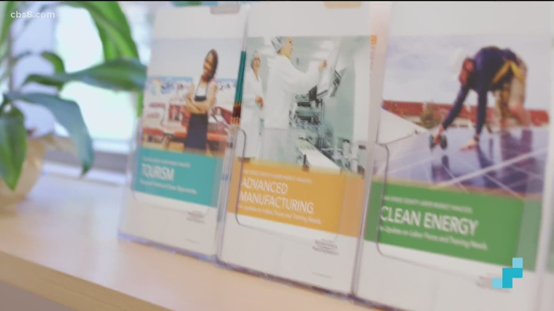 Recent graduates of the San Diego Workforce Partnership are ready to start their careers