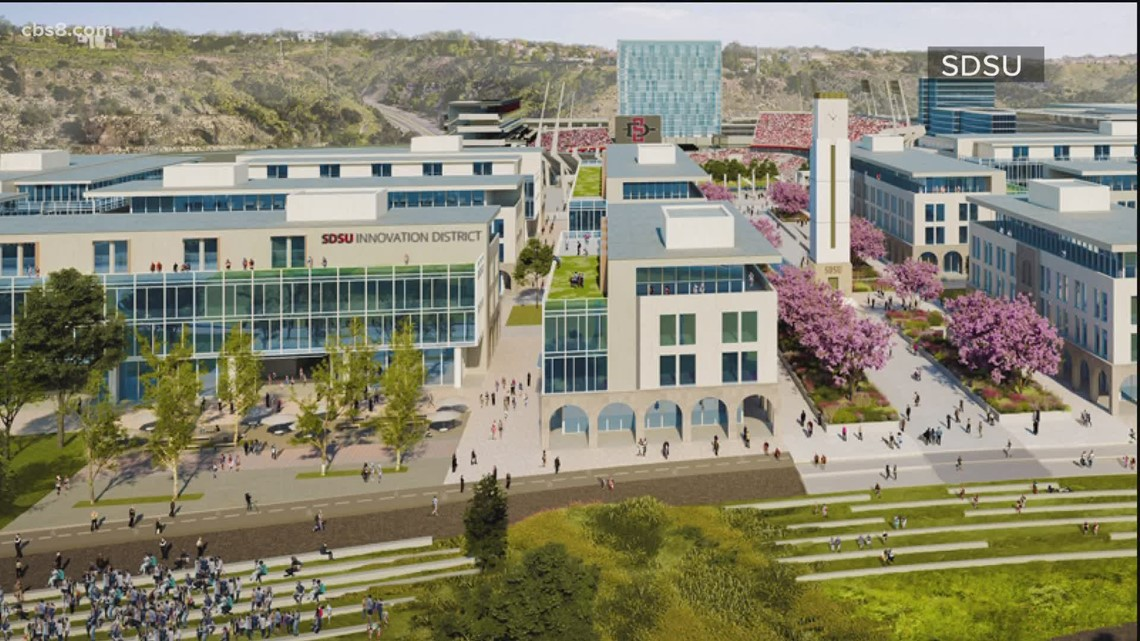 San Diego City Council votes in favor of ordinance for Mission Valley stadium site deal