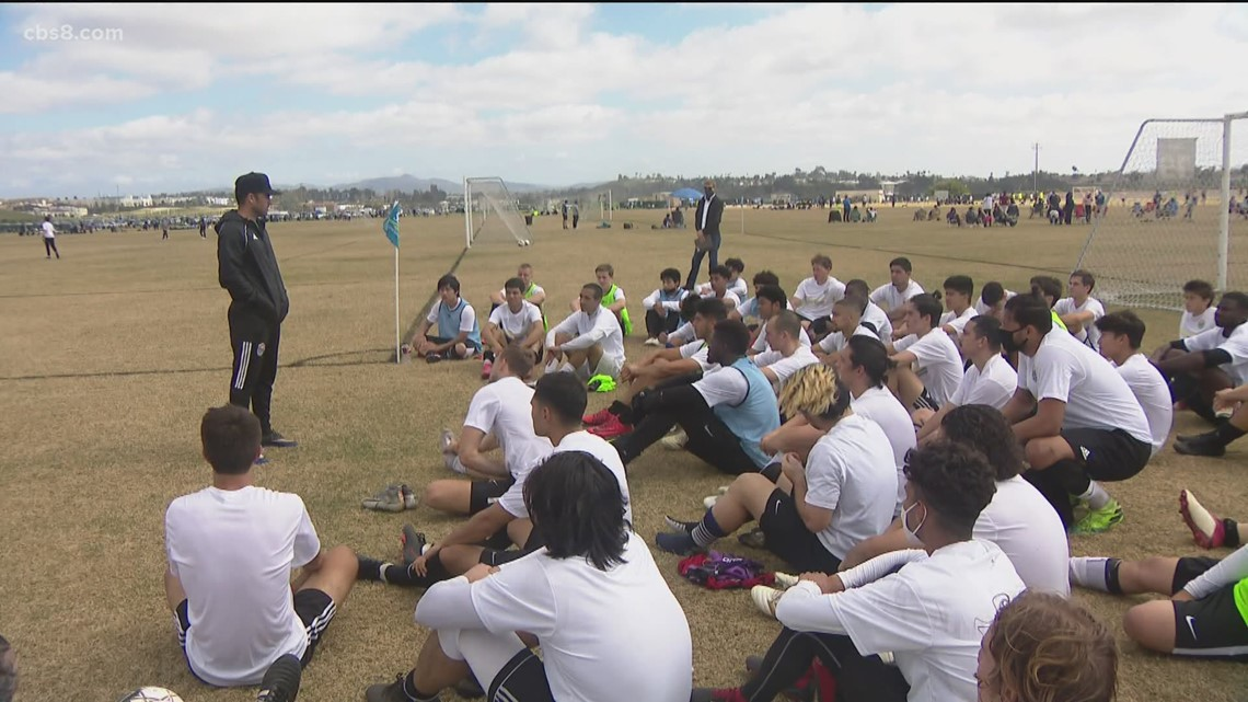 San Diego Loyal holding open tryout sessions ahead of 2021 season
