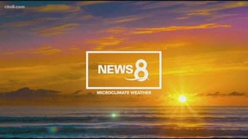 San Diego's MicroClimate Forecast: Jan. 8, 2020
