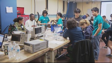 Innovate 8: Project in a Box inspires engineering and a community of makers