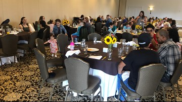 12th annual Military Mother's Day Brunch honors Camp Pendleton families
