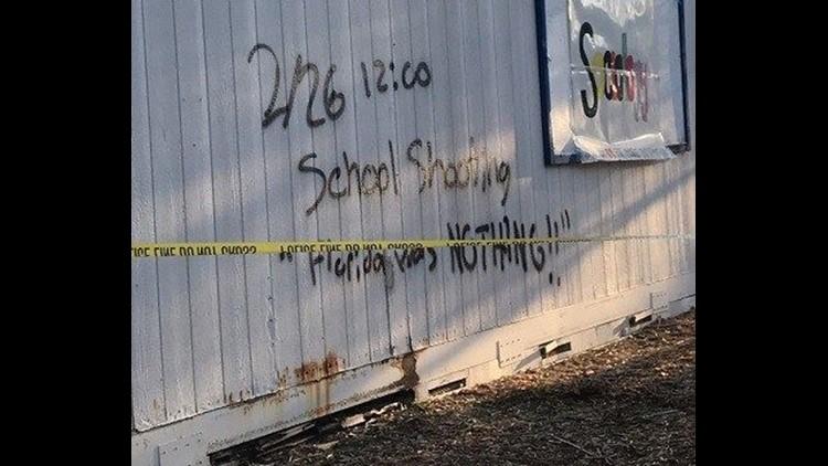 Rancho Bernardo High threat 3