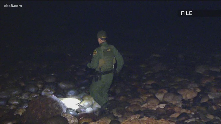 Cuban migrant illegally crossing border reportedly drowns near Imperial Beach