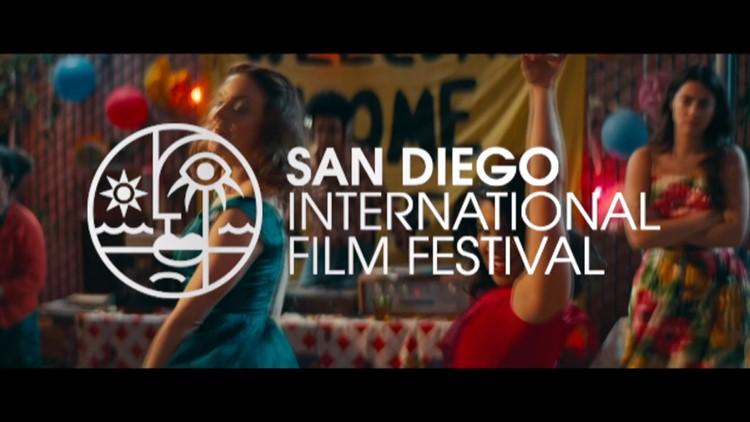 Opening night of San Diego International Film Festival in Balboa Park